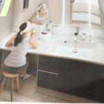 洗面化粧台♡